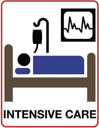 Hospital Intensive Care Room