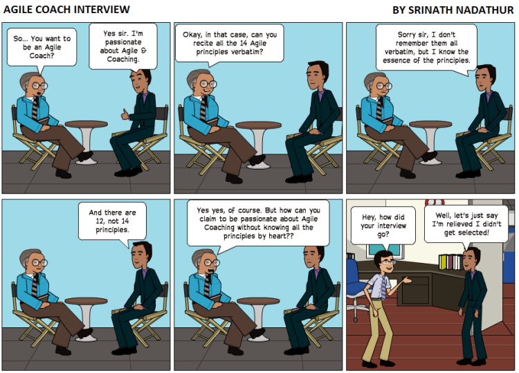 AgileCoachInterview